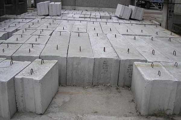 Какими бывают фундаментальные блоки