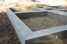 Как построить фундамент дома своими руками