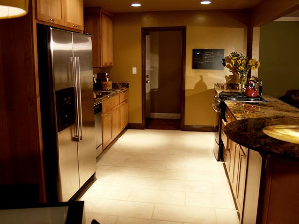 Как уложить керамическую кухонную плитку