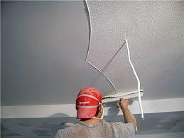 Выравнивание потолка своими руками: подготовительные работы