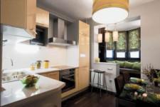 Как сделать из балкона кухню и из кухни балкон