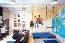 Обустройство детской в однокомнатной квартире