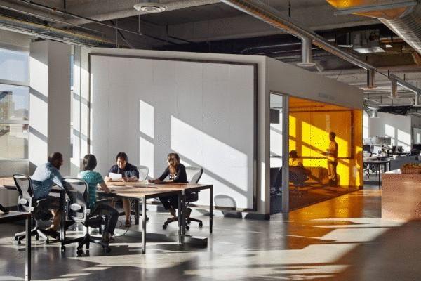 Интерьер офиса: секрет успешной работы