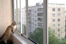 Особенности холодного остекления балконов