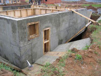 С чего начинается строительство?