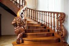 Виды типовых лестничных ограждений: описание, плюсы и минусы