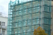 Необходимые элементы для ремонта фасада дома