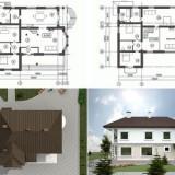 Современное строительство домов под ключ по готовым проектам
