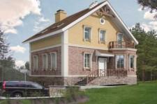 Строительство загородного деревянного дома