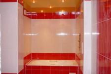 Ремонт ванной под ключ эконом класса