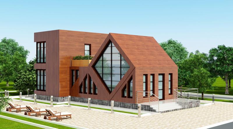 Строительство дома. Важность выбора архитектора для проекта