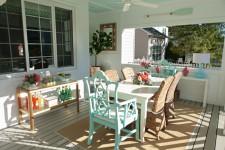 Как оформить балкон в стиле прованс?