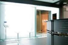 Возможности применения и варианты выполнения стекляных перегородок