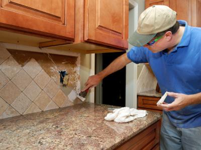Ремонт кухни. Выбор материалов