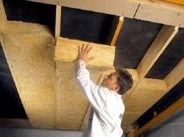 Утепление потолка в частном доме: материалы, технология
