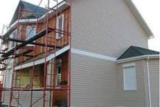 Виниловые панели для обшивки фасада идеальны и просты в обслуживании