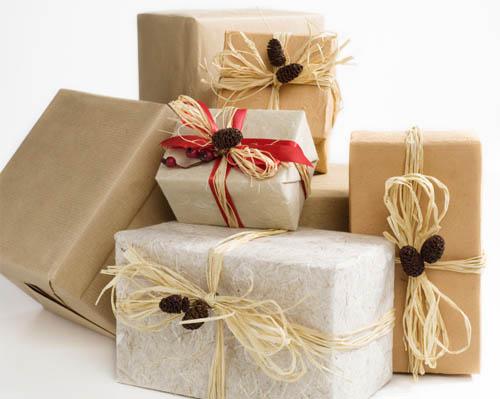 Выбор подарочной упаковки
