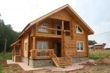 Этапы строительства деревянных домов – 5 шагов к мечте