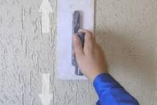 Как сделать штукатурку