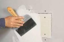 Ремонт гипсокартонных стен (заделываем дыры)