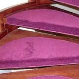 Выбираем ковровое покрытие для декора лестницы: укладка, крепление