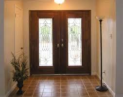 Монтаж двустворчатых дверей