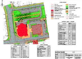Планировочная организация земельного участка