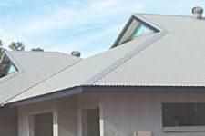 Как правильно покрасить крышу своими руками