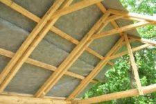 Как сделать крышу бани своими руками и чем лучше покрыть: советы, монтаж
