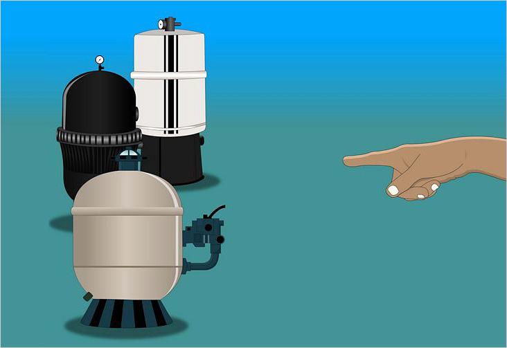 Как подобрать фильтр для бассейна