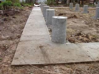 Правильное выполнение фундамента под последующую постройку жилого дома