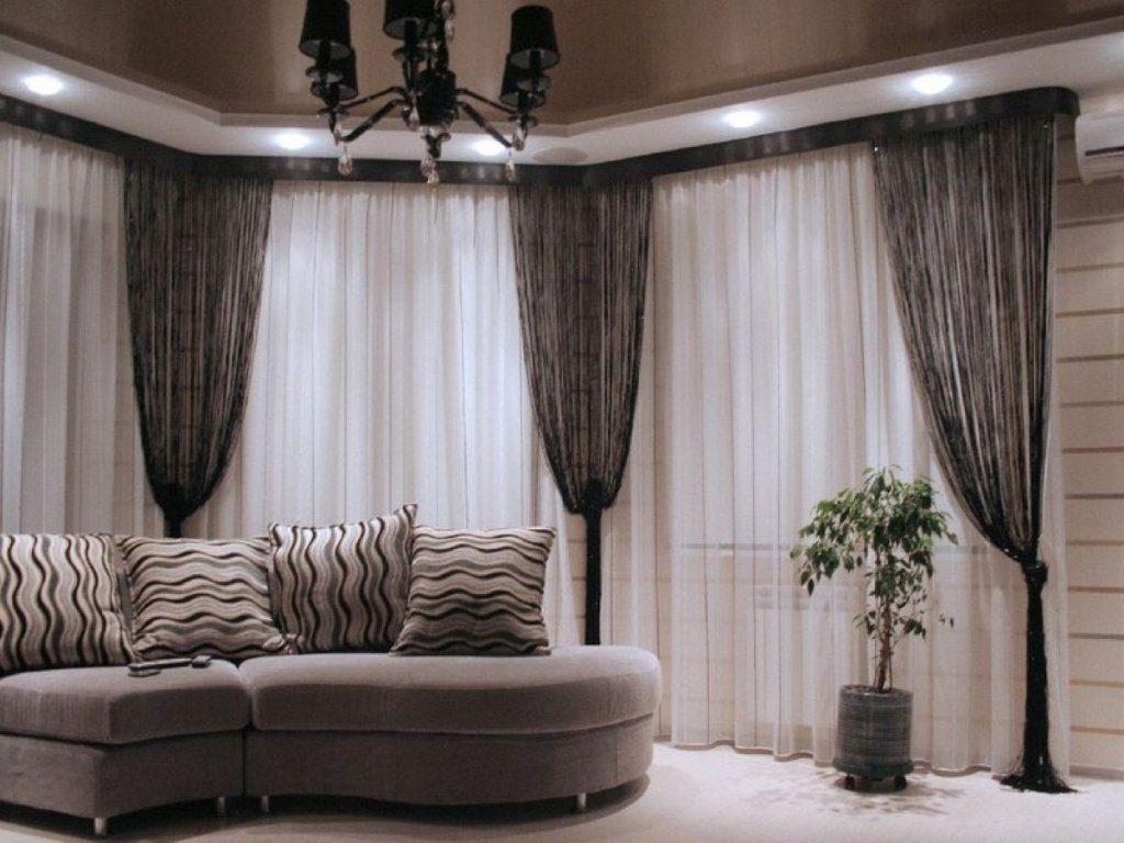 Выбираем шторы для квартиры