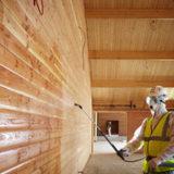 Средства для обработки строительной древесины
