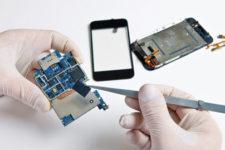 Восстановление и ремонт поврежденных смартфонов от «Айфон мастер».