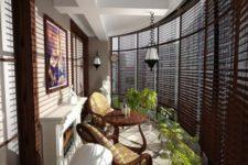 Два метода остекления лоджий и балконов