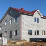 Использование пеноблоков при постройке загородного жилья