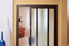 Актуальные на сегодняшний день двери-купе, устанавливаемые в квартирах