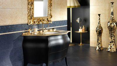 Как правильно уложить керамическую плитку в ванной комнате