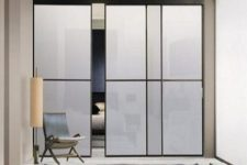 Двери и перегородки из стекла