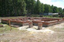 Основа любого здания — фундамент