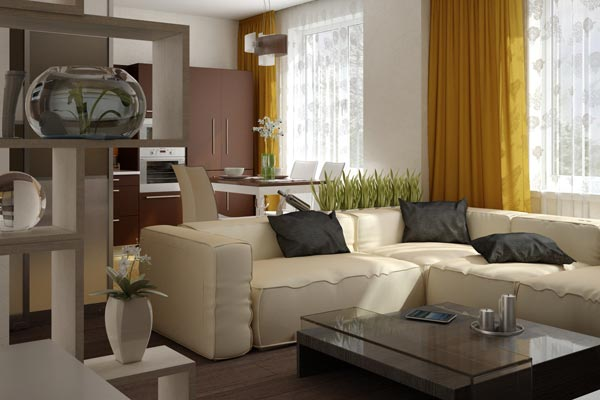 Идеи оформления квартиры, новые интерьерные решения