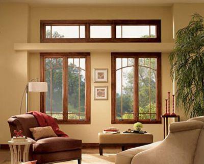 Правильный выбор деревянного окна