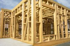 В чем особенности каркасного строительства?