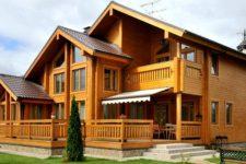 Современное строительство «быстрых» домов