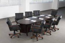 Качественные столы для переговоров: на что обращать внимание при покупке?
