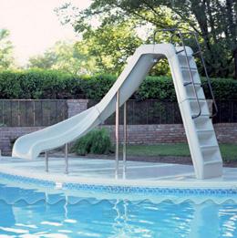Горки для бассейнов: основные правила выбора