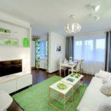 Как обустроить квартиру-студию