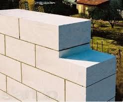 Дом, изготовленный из газосиликатных блоков