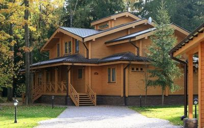 Дом из дерева: надежно, прочно, экологично