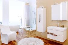 Настенные смесители — нотка элегантности для Вашей ванной